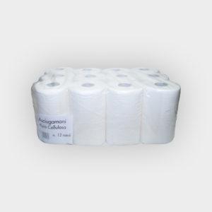 asciugamani pura cellulosa