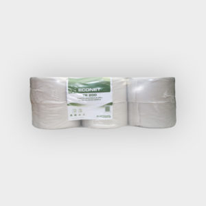 carta igienica 2 veli ovatta ecologica