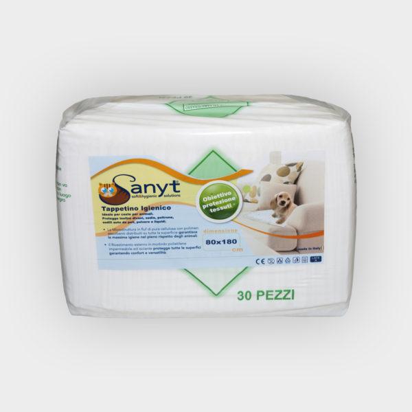tappetino igienico monouso per animali (80×180)