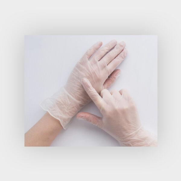 guanti in nitrile